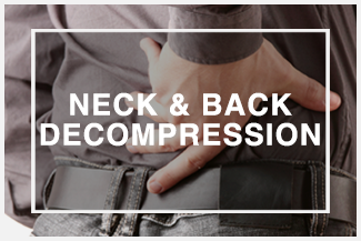 Chiropractic Ventura CA Neck & Back Decompression Symptoms